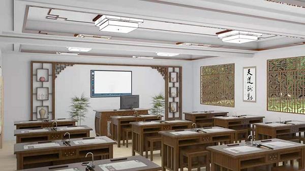 智慧书法室
