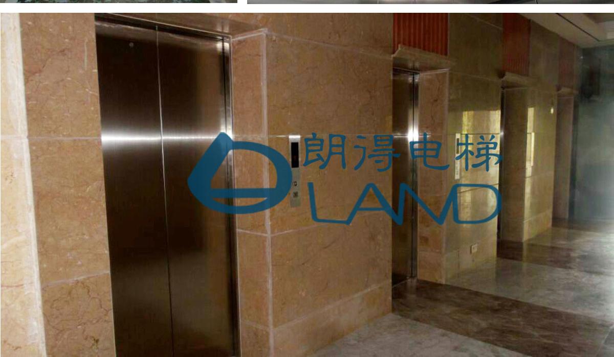 九江瑞昌市国贸大厦电梯装饰装潢案例