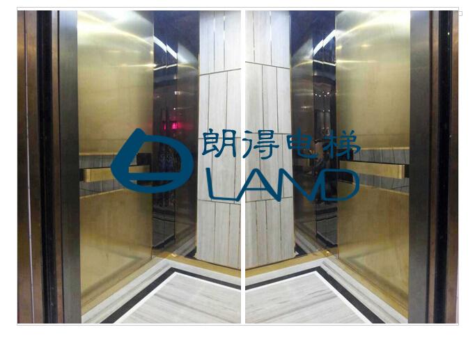 广州市南村镇新广地酒店轿厢装饰案例