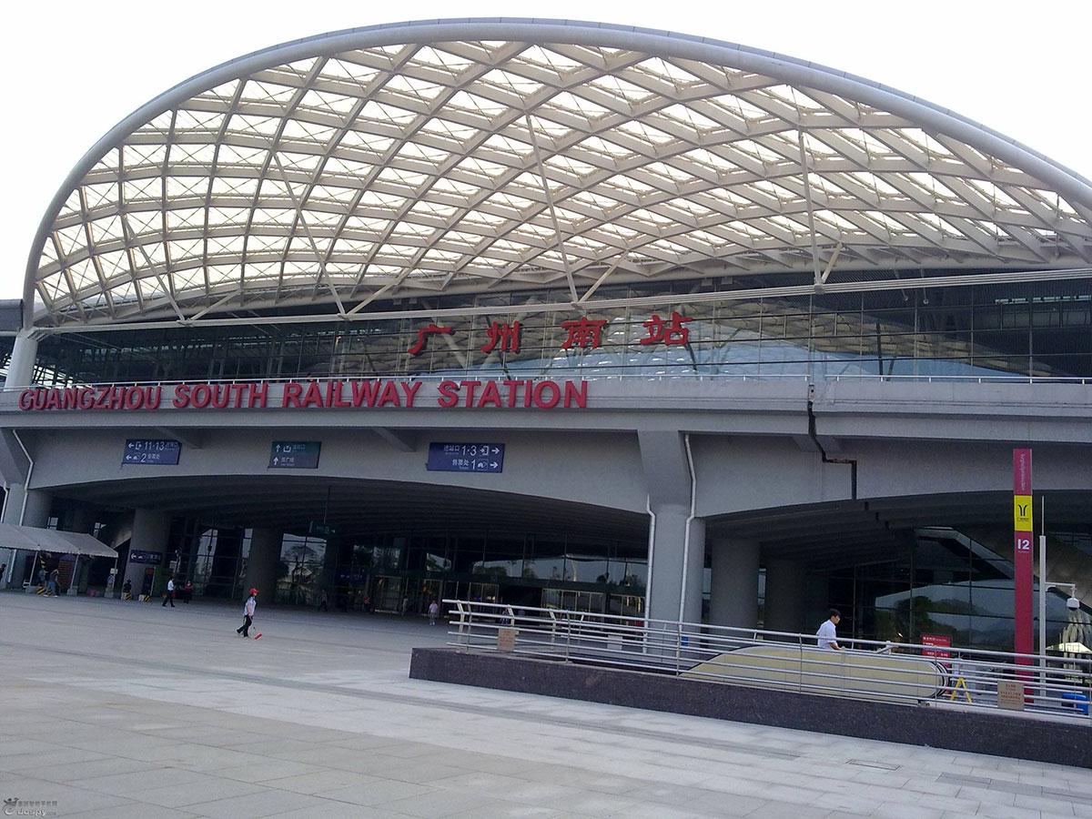 广州南站扶梯外包工程案例