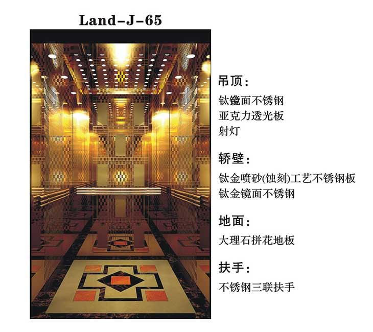 Land-J-65电梯装饰