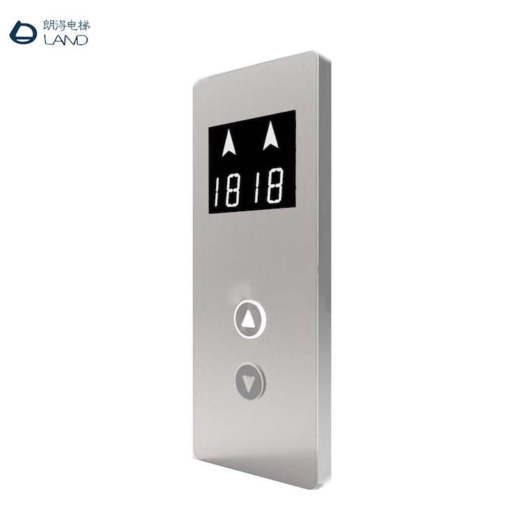 广州-日本旅客电梯按钮面板