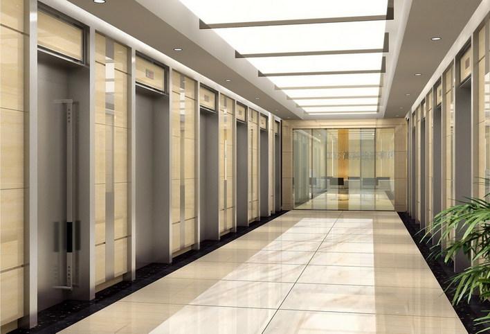 电梯上的小孔,有大用处