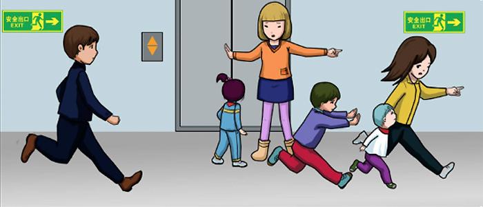 电梯装潢期间的安全问题