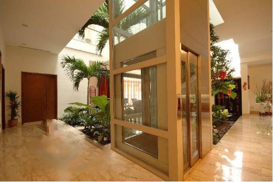 如何选择一部合适的别墅电梯
