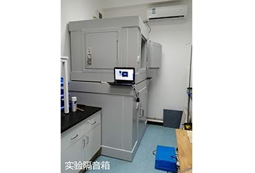 广东广州理音公司消声室的结构特点