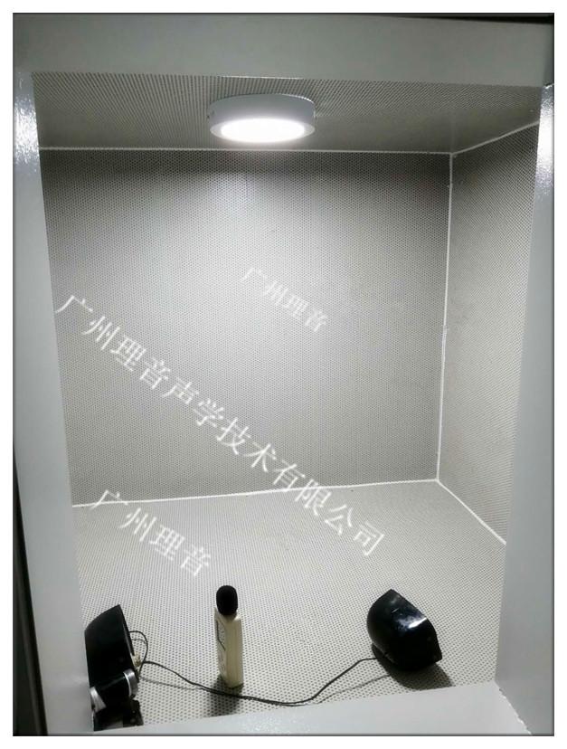 广东广州理音隔音箱是隔音室的检测设备