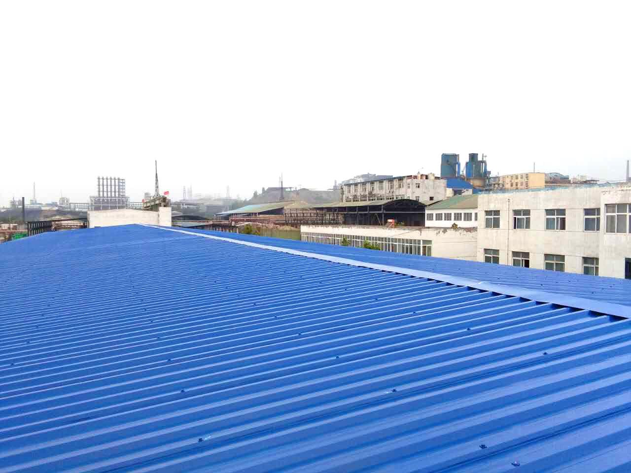 养殖场为何要使用防火耐腐屋面瓦板