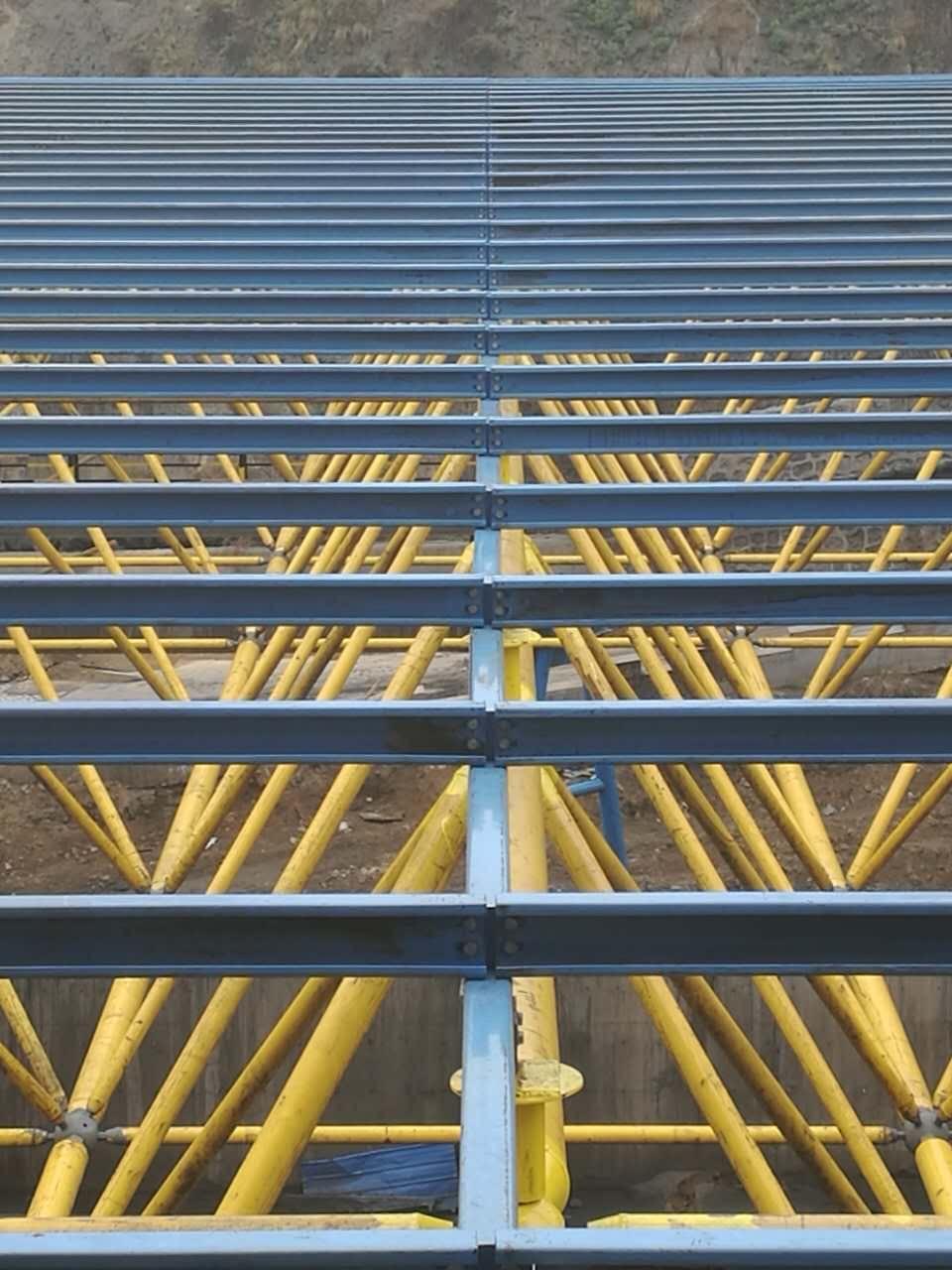 防腐C型钢的檩条应用案例