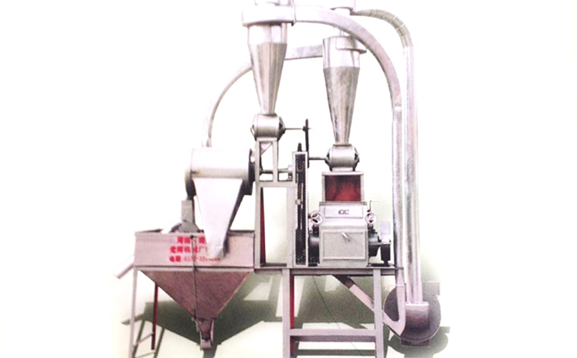 6FD-30.35.40型地上仓磨面机