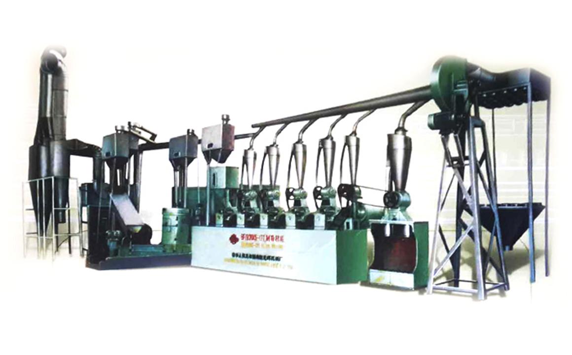 6FY-15B型小麦磨粉机