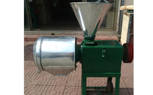 柴油杂粮磨面机