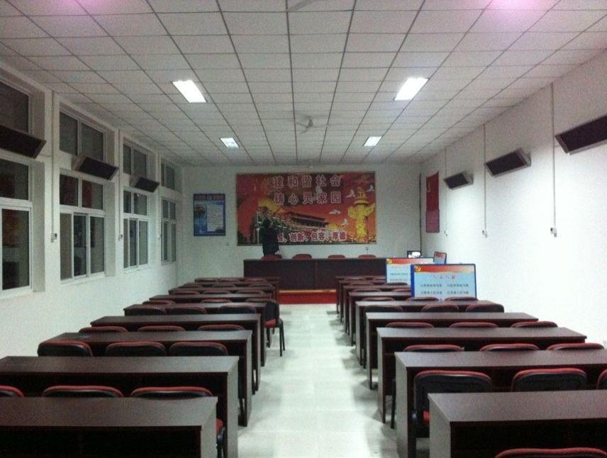 会议室供暖案例