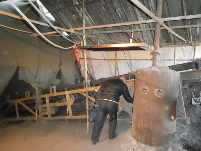 新疆电采暖煤矿使用案例
