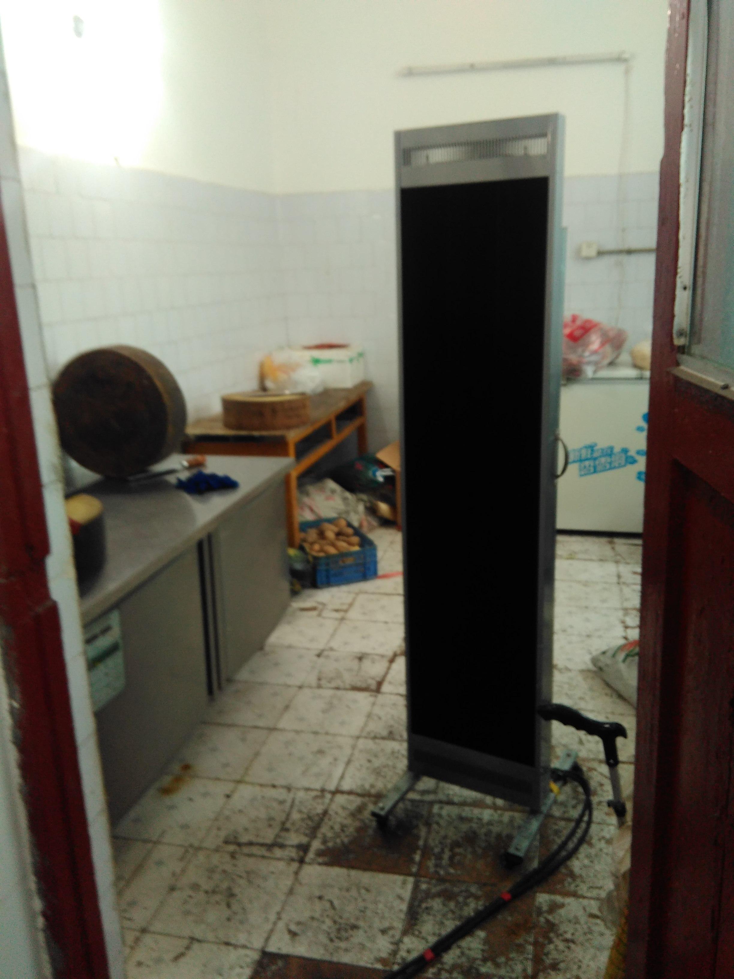 新疆酒店采暖工程