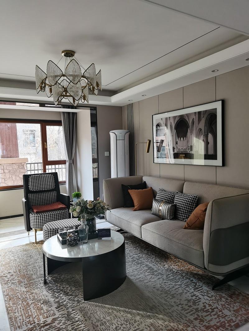 鸿坤理想城125m²三室两厅两卫|位于北京南500米