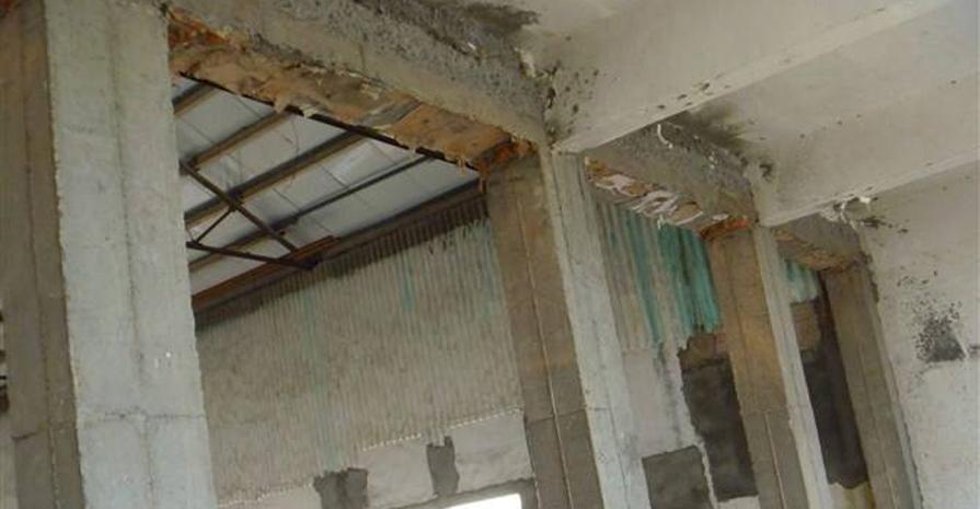 房屋改造施工