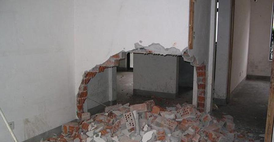 門面改造施工