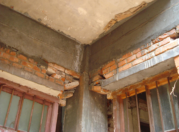 旧房改造加固