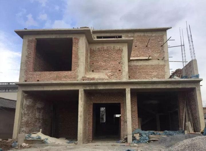 张家界农村房屋改造