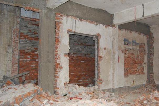 河南门面改造介绍什么是墙下条形基础