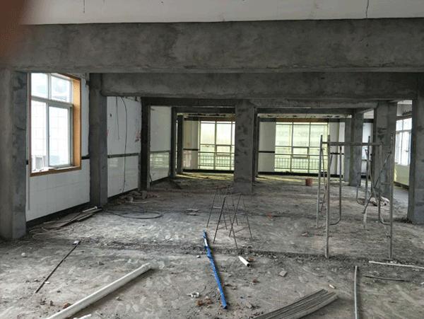 【门面改造】混凝土工程外观弊病及处理办法