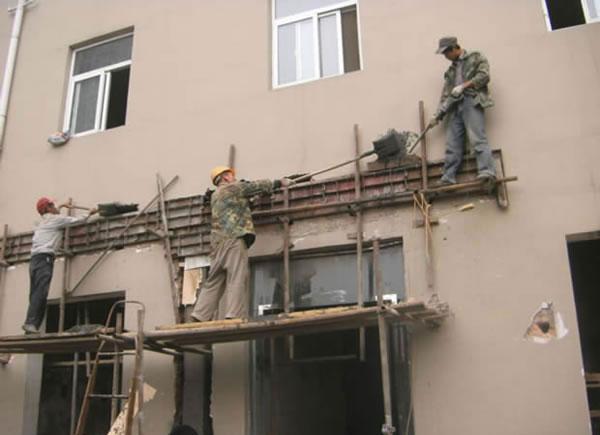 河南老旧房屋改造方法:门面改造的方法
