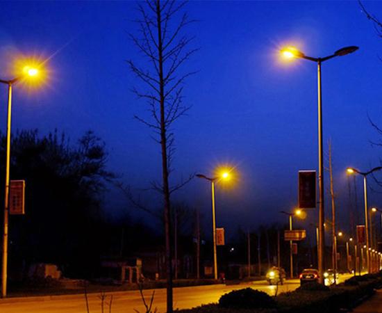 智能路灯控制系统方案