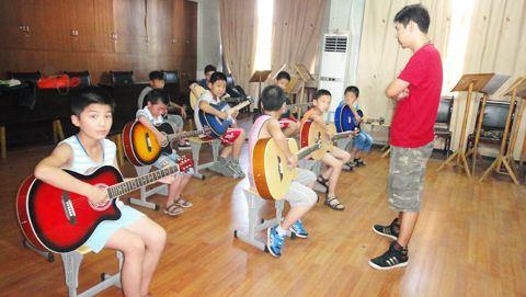 少儿吉他培训的分类和选择培训班的方法有哪些