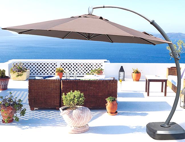 露台遮阳伞