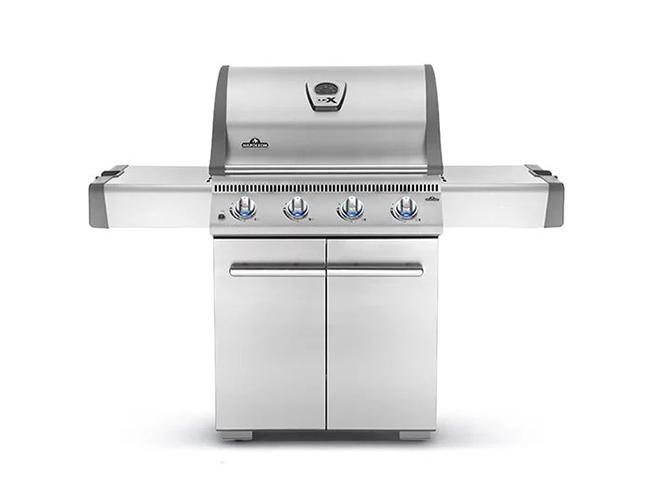 不锈钢烧烤炉