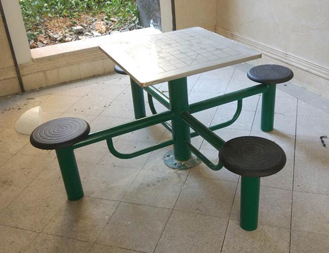 户外休闲运动棋牌桌