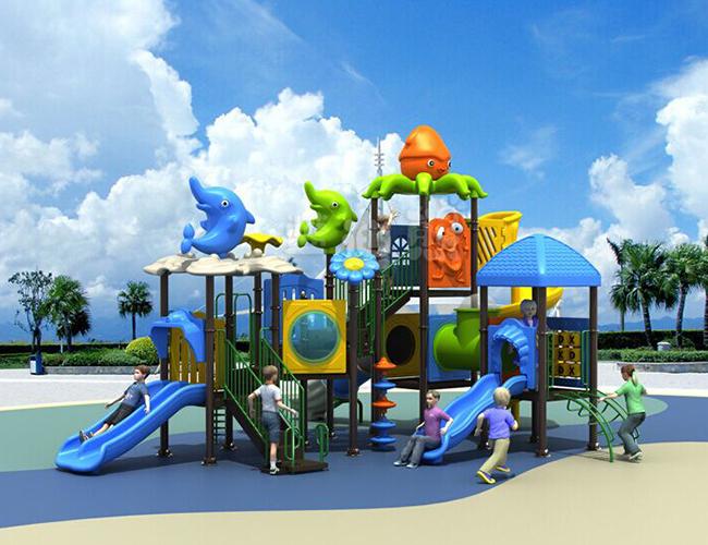 儿童海洋滑梯