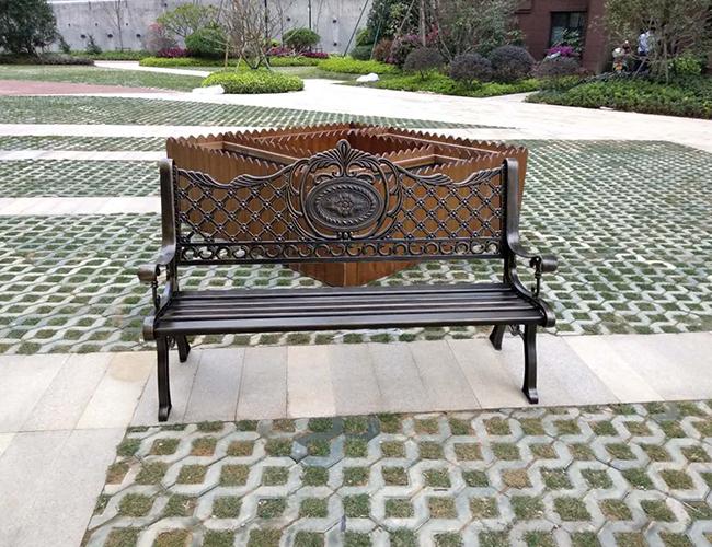 福州户外公园椅厂家