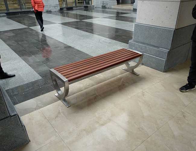 户外走廊座椅定制