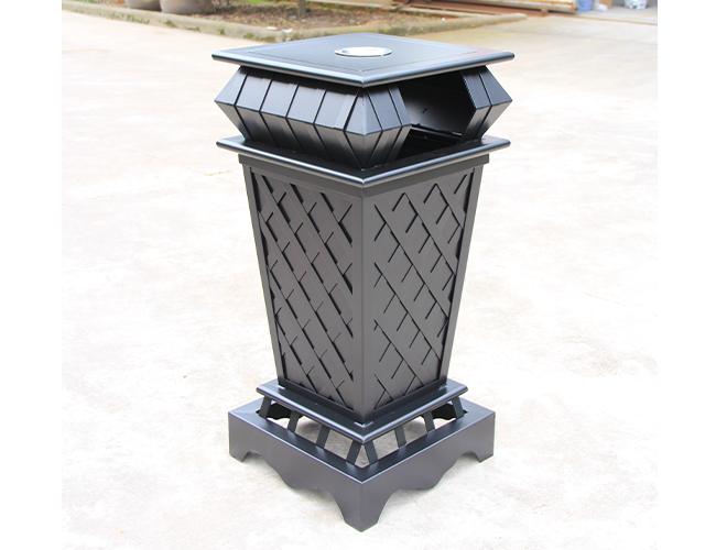 铸铁垃圾桶定制