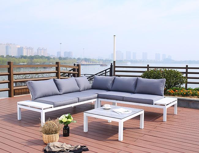 庭院别墅室外创意沙发