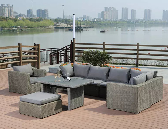 福建花园庭院定制沙发