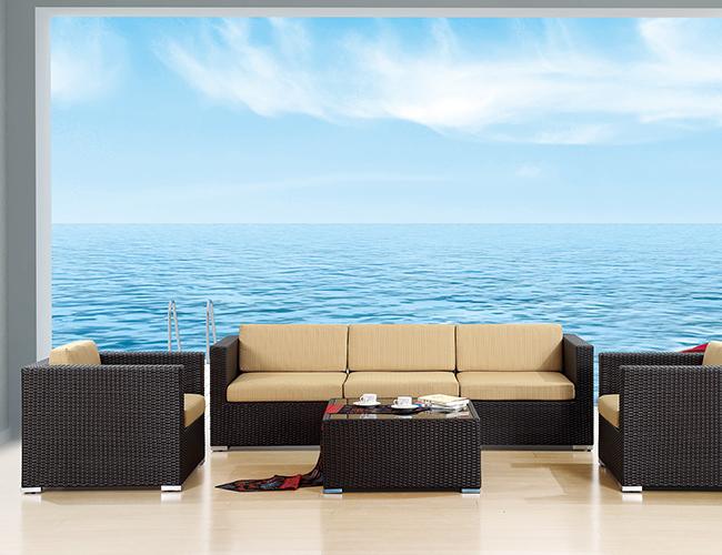 户外休闲定制沙发