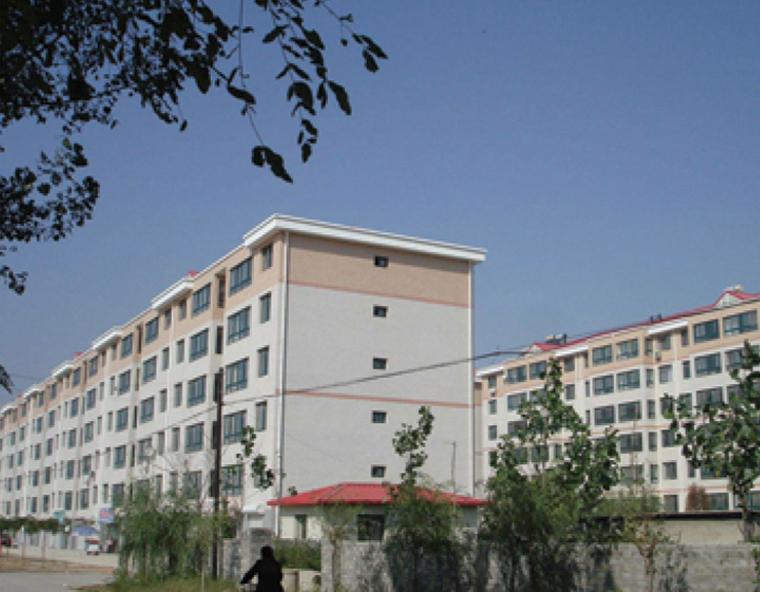 吴桥城关新民居电壁挂炉安装工程