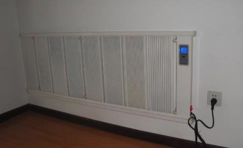 壁挂式节能电暖器
