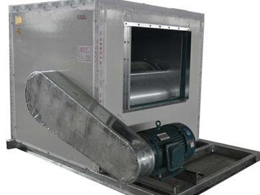 进行维修保养工作时要确保柜式离心风机箱处于停机状态。