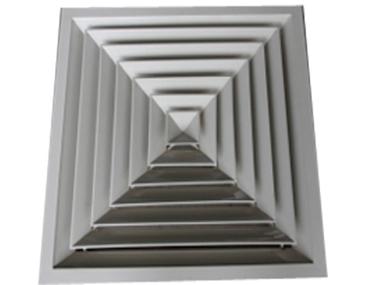 方形散流器制作