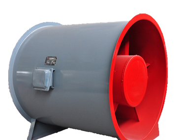 HTF型消防高温排烟轴流风机