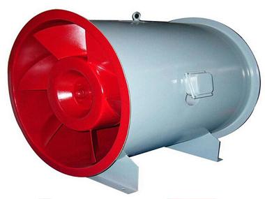HTF系列消防高温排烟风机