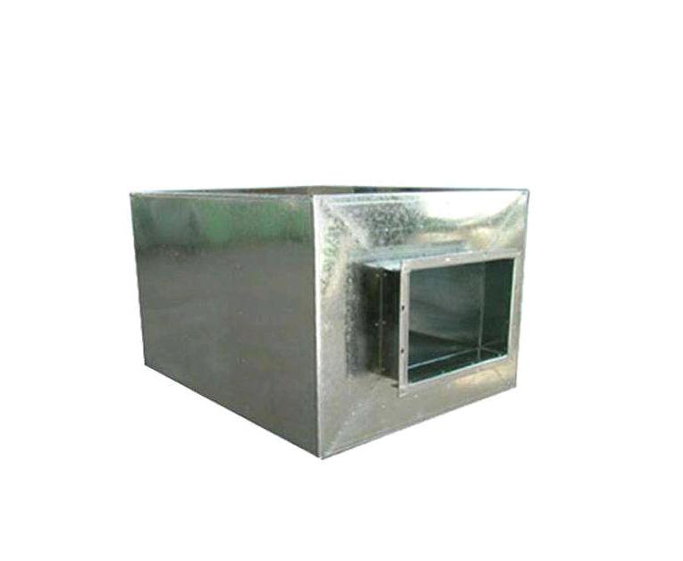 镀锌板消声静压箱