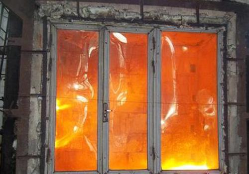 东营防火玻璃