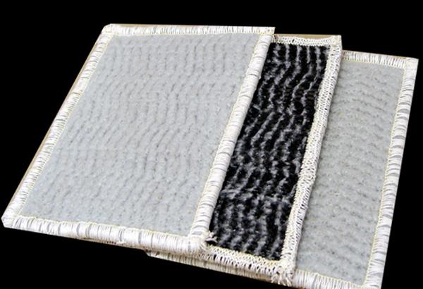 覆膜纳基膨润土防水毯