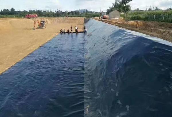 农业蓄水池