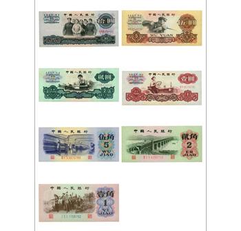 第三套人民币 封面